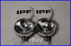 Ipf 900 Round Driving Lights Brand New Sale Special