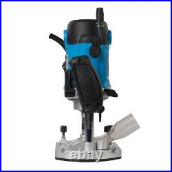 JULY SALE! Plunge Router Tool 1500W 1/2 Electric 240V Silverstorm 0-50mm Fine