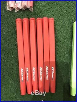 Job Lot of Iomic Golf Putter Grips / Brand New / Mega Sale