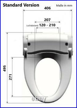 LEEVENTUS SALE! Hochwertiger dusch wc Aufsatz bidet dusch wc japan toilette