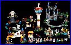 LEGOLAND Park Set Exclusive LEGO 40346 Brand New Sealed LEGO Sale 1336 Pcs