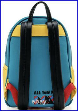 LOUNGEFLY X The Beatles Yellow Submarine Mini Backpack SALE Brand New Mint