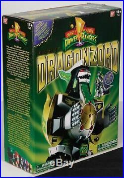 Legacy Dragonzord Mighty Morphin Power Rangers Power Rangers Bandai SALE