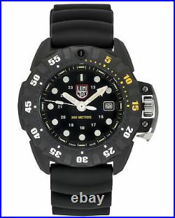 Luminox Scott Cassell Deep Dive Quartz Men's Watch XS. 1555 BLOWOUT SALE