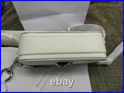 MARC JACOBS Snapshot Small Camera Bag DTM white Brand new hot sales