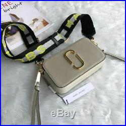 MARC JACOBS Snapshot Small Camera Bag DUST MULTI Hot sales