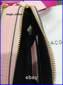 MARC JACOBS Snapshot Small Camera Bag ceremic PINK ROSE Brand new hot sales