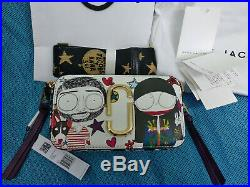 MARC JACOBS x ANNA SUI Collaboration Strap Snapshot Small Camera Bag- sales