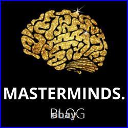 MASTERMINDS. BLOG Domain Name For Sale Premium Domain Name