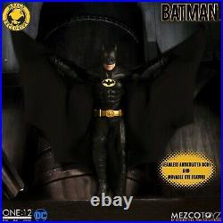 Mezco One12 Batman 1989 Edition Exclusive Michael Keaton Pre Sale