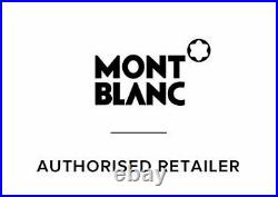 Montblanc Meisterstuck Classique Black Rollerball Pen 163. Black Friday sale