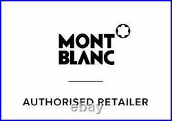 Montblanc Silver Meisterstuck Classique Black Rollerball Pen. Black Friday sale