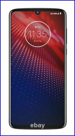 Motorola Moto Z4 128GB Flash Gray (Verizon) (Single SIM) WEEKEND SALE