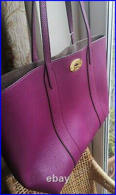 Mulberry Bayswater tote in Fuchsia brand new never used SALE
