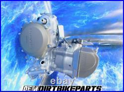 NEW Honda Crf450r Complete engine Motor Cases Cylinder Top Bottom Crf 450 450R