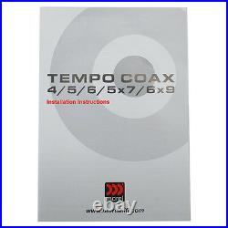 NEW MOREL TEMPO 5C Car Audio 5.25 Speakers 2-Way Integrated Coax CLEARANCE SALE