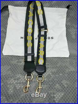 NWT Genuine Marc Jacobs Snapshot Small Camera Bag Crossbody white silver sales