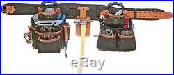 New CLC 51452 27 Pocket Pro Framer 4 Pc Signature Tool Belt Bag Sale 1924208