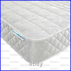 New Cheap Blue Budget Mattress 3ft Single 4ft 4ft6 Double Sale Now On