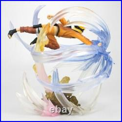 New Hot Sale Naruto Statue PVC Figure Collectible Toy, Swirl Relation Naruto