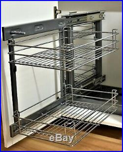 New Pull out Magic Corner CARGO Optimiser Kitchen soft close SALE