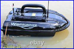 New Waverunner Bait Boat 2020/21 Version + Solar Panel + Spare Battery SALE