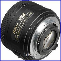Nikon Nikkor 35mm F/1.8G As Rf Dx G Swm Af-s M/a Lens Sale f/ D500 D810 D750