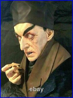 Nosferatu PAINTED 11 scale 20.5 Bust Dmgd Box Sale