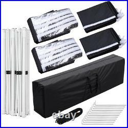 PRE-SALES 10x20ft Pop Up Canopy Instant Folding Gazebo Patio Outdoor Tent 420D