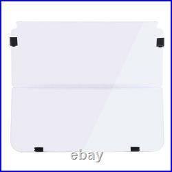 PRE-SALES Folding Acrylic Golf Cart Windshield for Club Car DS 1982-2000 Clear