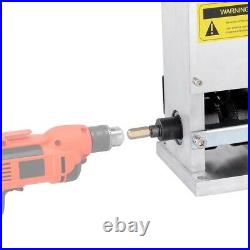 PRE-SALES Manual Wire Machine Copper Cable Peeling Stripper with Drill Connector