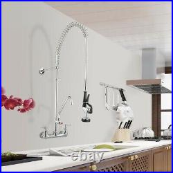 PRE-SALES Pre-Rinse Sink Faucet Kitchen 12 Add-On Mixer Tap Pull Down Sprayer