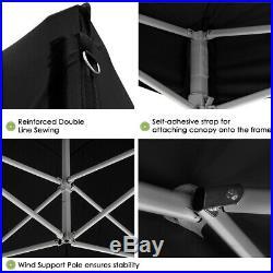 PRE-SALE 10x10ft Pop Up Canopy Patio Tent Waterproof 420D Folding Gazebo