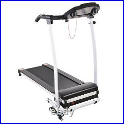 PRE-SALE 1100W Folding Electric Treadmill Portable Motorized Machine Running Gym
