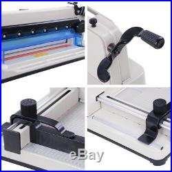 PRE-SALE 12 Manual Paper Cutter Heavy Duty A4 Commercial 400 Sheets Book