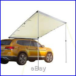 PRE-SALE 6.6x8.2' Car Side Awning Rooftop Tent Sun Shade SUV Outdoor Travel
