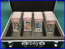 PRE-SALE DELUXE Graded Card Storage Boxes (PSA Only) v. 2.0 by LIONGoods