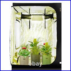 PRE SALE LAGarden 59x59x79 Grow Tent 600D Oxford Reflective Plant Horticulture