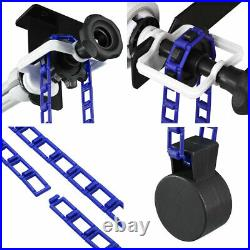 PRE-SALE Photography 4-Roller Wall Mounting Manual Background Support System