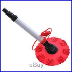 PRE-SALE Swimming Pool Automatic Cleaner Above Ground Clean Pool Sweeper Vacuum
