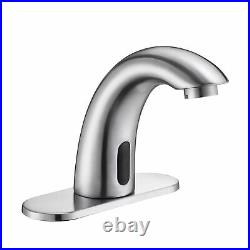 PRE-SALE Touchless Faucet Automatic Sensor Cold Hot Water Hands Free Bathroom