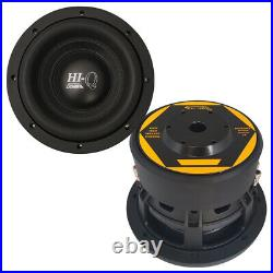 PROMO SALE! SAVARD Speakers Hi-Q 8 Dual-4 Ohm Subwoofer
