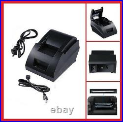 Point of Sale POS USB Thermal Receipt Printer, Barcode Scanner, Cash Drawer