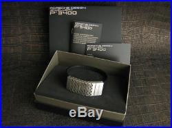 Porsche Design Laserflex Bracelet 21.5 cm BRAND NEW CLEARANCE SALE