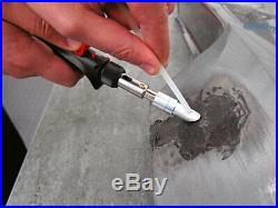Power-Tec Sale! Plastic Welding Tool Kit Weld Repair Broken Plastic Parts