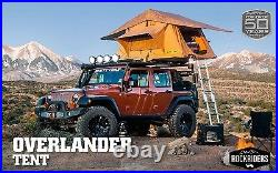 (Pre-Sale) 2783 Smittybilt Overlander Roof Top Tent with Ladder Jeep Truck Camp