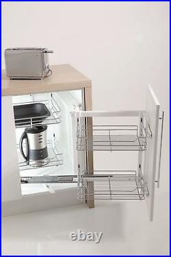 Pull-out Magic Corner Base Kitchen Storage 900mm Right/Left SALE HOT DEALS