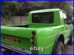 RANGE ROVER Classic Pickup truck fiberglass kit project SALE PRICE LAND ROVER