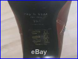 Rag & Bone $595 BRAND NEW Ellis Boot Ankle Bootie Mahogany (Size 6.5) SALE