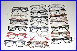 Rayban Authentic Eyeglasses 20 Pairs Lot Brand New Sale Lot 62